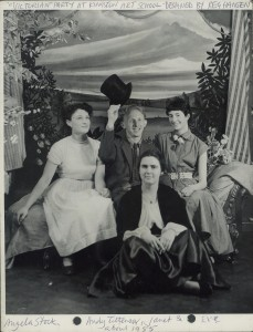 Victorian Party 1955