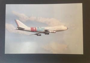 Bi-air plane