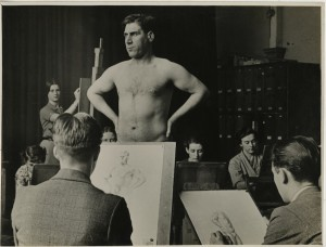 139. Life Drawing Class Hewes
