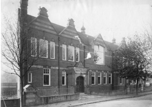 5. Kingston School of Art, Kingston Hall Rd 1918