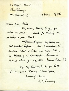 54. Lowry Letter Brill Hewes