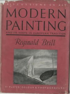 63. Reginald Brill Modern Painting Book