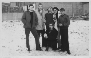91. Don Pavey 1950s Basic Design Group