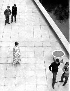 KMCAT022_Dennis Berry Photo for Fashion School c1967