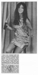 Lynn Breeze - the noisiest girl in town - lo