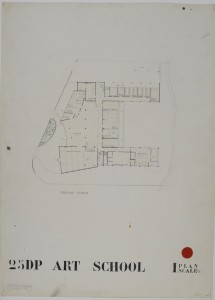 Mary Herring07 25DP Art School Plan