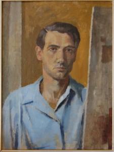George Pearson, Self Portrait