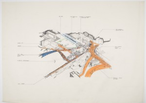 Robert Voticky, Cinema design project, years 5 & 6