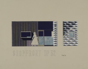 Derek Stow, Design Project 32: Shopfront