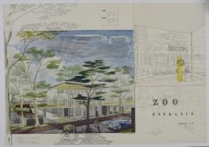 Derek Stow, Zoo Entrance