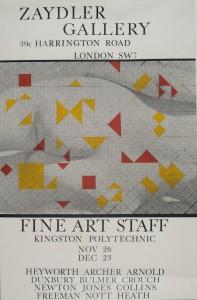 Zaydler Gallery Fine Art Staff Kingston Poly