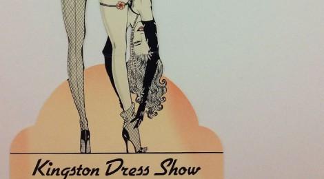 Kingston Dress Show Invite, 1979