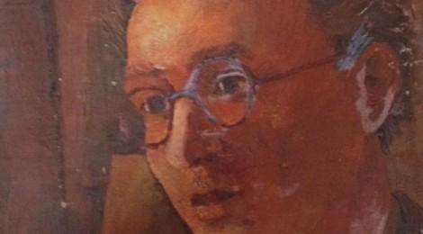 Don Pavey Self Portrait