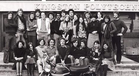 Graphic Design, class of 1977