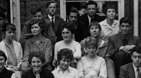 1958 Fine Art Students