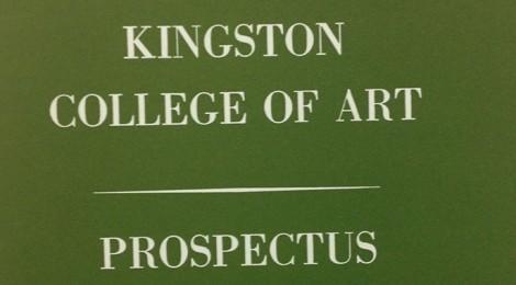 Change from Kingston School of Art to Kingston College of Art