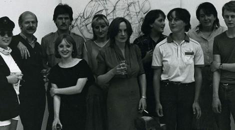 Sculpture Final Show 1984