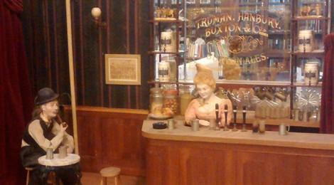 Spitalfields Dioramas by Howard Karslake