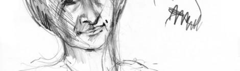 Sandy Denny Sketches