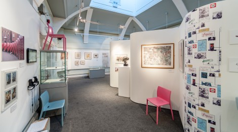 Exhibition & Events: Kingston School of Art: 140 Years - Kingston Museum
