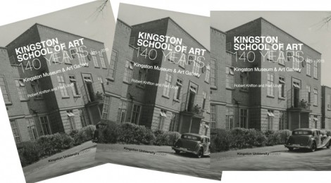 Exhibition Catalogue: Kingston School of Art 140 Years 1875 - 2015