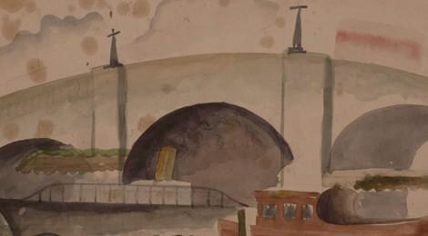 Warner Cooke, Kingston Bridge