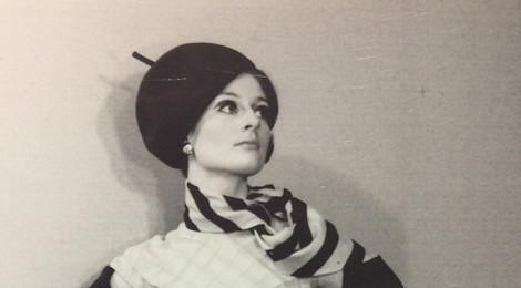 7th Youth Fashion Design Contest 1966