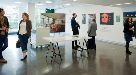 Research Practices in Art and Design Exhibition
