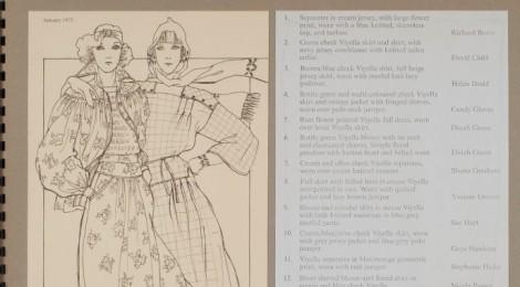 Fashion Press Book 1974-75