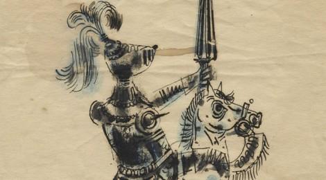 Reginald Brill Chess sketches